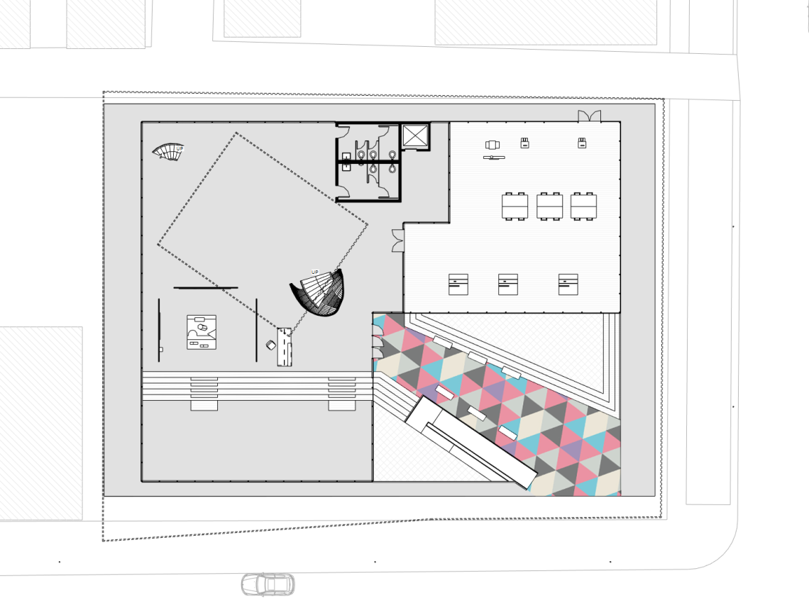 floor plans - Floor Plan - Ground Level