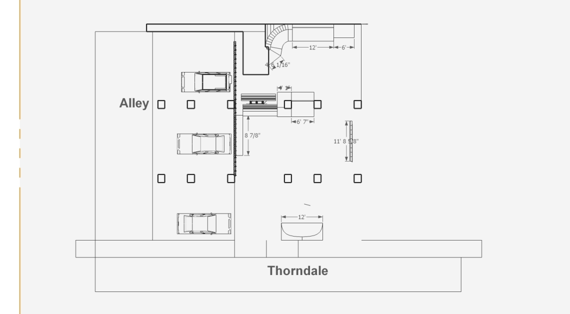 T-Side Project New ConstructionFloor Plan